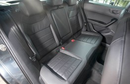SEAT Ateca, rear seats