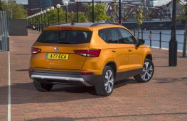 SEAT Ateca, rear static