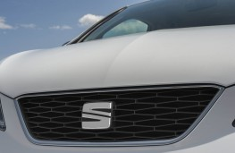 SEAT Ibiza, front grille