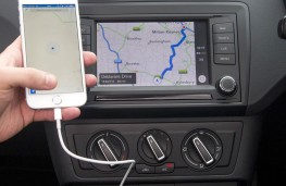 SEAT Ibiza, phone