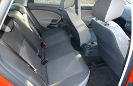 SEAT Ibiza, rear seats