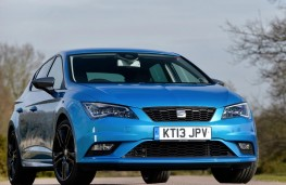 SEAT Leon with Sports Styling Kit