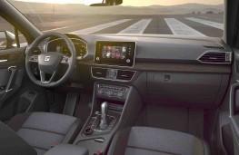 SEAT Tarraco cockpit