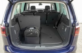 SEAT Alhambra, boot