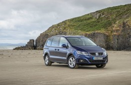 SEAT Alhambra, front