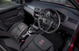 SEAT Arona, interior