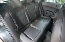 SEAT Ateca, interior, rear