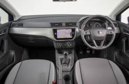 SEAT Ibiza, interior