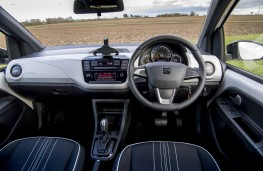 SEAT Mii Electric, 2020, interior