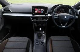 SEAT Tarraco, dashboard