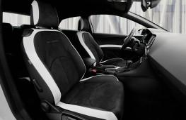 SEAT Leon 2.0 TSI Cupra 290, interior