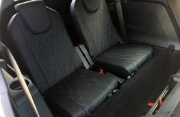 Peugeot 5008, 2017, third row seats