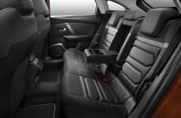 Citroen C4, 2020, seats