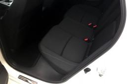Honda Civic, rear seats