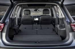 Volkswagen Tiguan Allspace SEL, 2018, boot