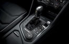 Volkswagen Tiguan Allspace SEL, 2018, DSG gear lever