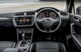 Volkswagen Tiguan Allspace SEL, 2018, interior, auto, dsg