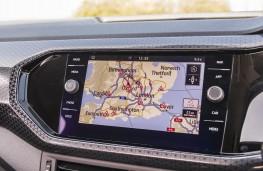 Volkswagen T-Cross SEL, 2019, display screen