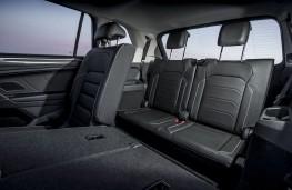 Volkswagen Tiguan Allspace SEL, 2018, seats