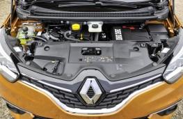 Renault Scenic, 2016, dCi 110 diesel engine