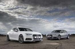 Audi A4 SE and S line Black Edition, 2017