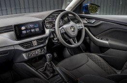 Skoda Scala SE Technology, 2020, interior