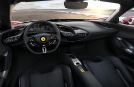 Ferrari SF90 Stradale, 2019, interior