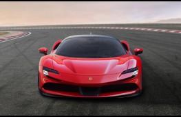 Ferrari SF90 Stradale, 2019, nose