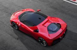 Ferrari SF90 Stradale, 2019, overhead