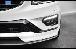 Volvo S60 Polestar, 2018, front splitter