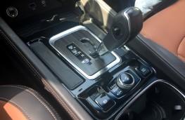SsangYong Rexton, 2017, gear lever