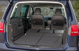 Volkswagen Sharan, boot