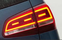 Volkswagen Sharan, detail