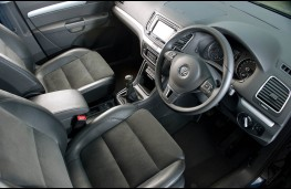 Volkswagen Sharan, interior