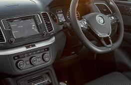 Volkswagen Sharan, interior