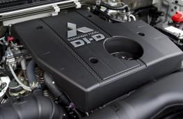 Mitsubishi Shogun LWB, engine