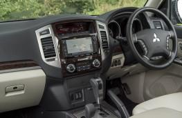 Mitsubishi Shogun, interior