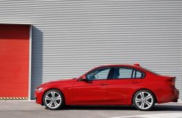 BMW 3-Series, side