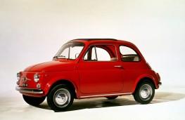 Fiat 500, 1957, original, side
