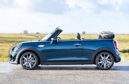 MINI Convertible Sidewalk Edition, 2020, side