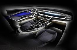SsangYong SIV-2 Concept, interior
