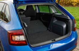 Skoda Rapid Spaceback, boot