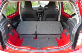 Skoda Citigo, boot 2