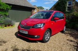 Skoda Citigo, front static 2