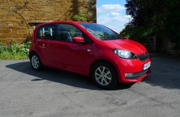 Skoda Citigo, front static