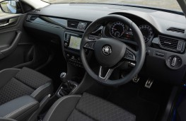 Skoda Rapid Spaceback, interior