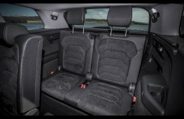 Skoda Kodiaq, third row seats