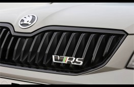 Skoda Octavia vRS 230, badge