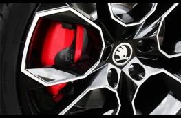 Skoda Octavia vRS 230, wheel