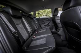 Skoda Scala, rear seats